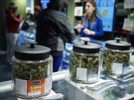 Green is the new black: Colorado shoppers head to marijuana retailers for deals on 'Green Friday'