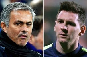 Jose Mourinho on Lionel Messi joining Chelsea: 'Obviously, it's not true'