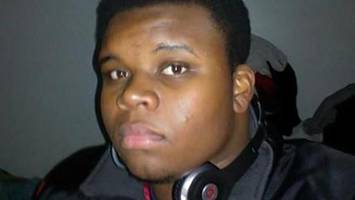 Michael Brown's empty seat at the table